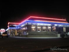 Scotchwood Diner in Scotch Plains - we had good times here