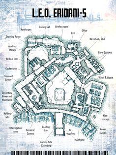 [Map] Law Enforcement Outpost