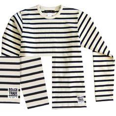 Rough Trade Agnes B mariniere shirt