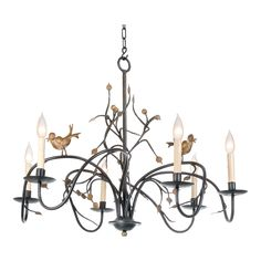 Lucia | Chandeliers | Collections | Ironware International