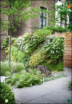 Garden Design Ideas & Inspiration : Beautiful Garden by The Landscape Architect / Magic Garden Pinned to Garden Des Magic Garden, Dream Garden, Home And Garden, Small City Garden, Landscape Architecture, Landscape Design, Urban Landscape, Small Gardens, Outdoor Gardens
