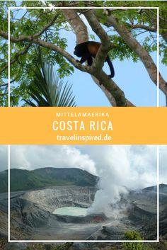 Costa Rica Roadtrip: Strand, Dschungel, Vulkane und Faultiere. Atemberaubende Natur, einzigartige Tierwelt und jede Menge Gelegenheiten für Abenteuer! Durch den Regenwald paddeln. Einen Vulkan erklimmen. Oder nachts durch den Nebelwald wandern.