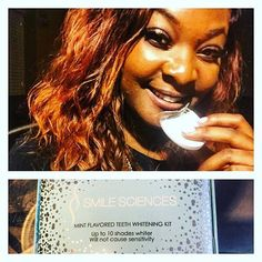 ❤️ #Repost @candiceglover ・・・ Good morning! I'm so happy my kit from @smilesciences is here! 😍😍 If y'all want a HUGE discount click the link in my bio and use the coupon code CANDICE! #smilesciences @brooklyn_smilesciences #candiceglover #americanidol #americanidolwinner #discountcode #whiteteeth #pearlywhites #whitesmile #smilemore #whitening #smilesmilesmile #thatsmiletho
