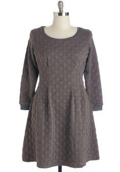 Mind Your Planners Dress in Plus Size | Mod Retro Vintage Dresses | ModCloth.com