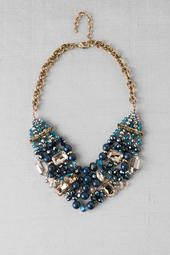 Gentilly Beaded Statement Necklace