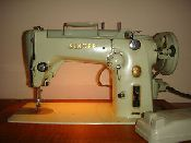 Singer 319K Sewing Machine Parts and Accessories including special needles made for 319K