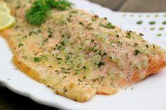 healthy & easy fish recipe