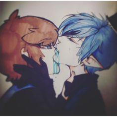 Dipper x Will Cipher by Yukita-Rain on DeviantArt Anime Gravity Falls, Reverse Gravity Falls, Gravity Falls Fan Art, Gravity Falls Comics, Reverse Falls, Billdip, Garden Falls, Dipper And Bill, Will Cipher