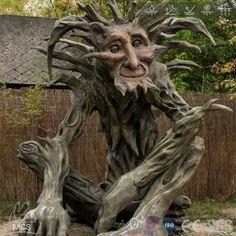 Old Tree Man Tolkiens talking tree