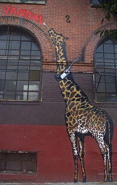 35 Stunning Examples of Street Art | http://art.ekstrax.com/2014/03/stunning-examples-of-street-art.html