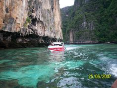 stunning Phi Phi Island  imagine jumping into this water?...trust me, it was just gorgeous, body temperature  photo by jadoretotravel