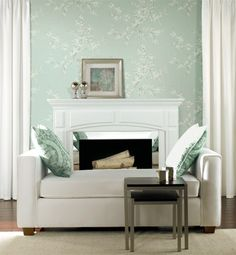 Blossom Branches Wallpaper design by York Wallcoverings