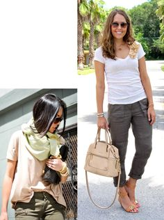 J's Everyday Fashion provides outfit ideas, budget fashion, shopping on a budget, personal style inspiration, and tips on what to wear. Js Everyday Fashion, Pants Outfit, Fashion Pants, Business Casual, Casual Chic, Fashion Beauty, Summer Outfits, My Style, Cargo Pants