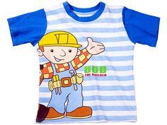 Shortama Kinder Schlafanzug Bob the Builder