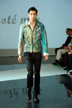 Cote Mer Spring/Summer 2015 - Mercedes-Benz Fashion Week Tokyo
