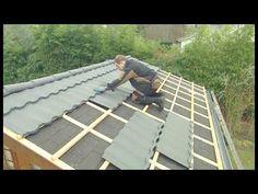 Instructiefilm Coversys overzetdak met metalen dakpannen