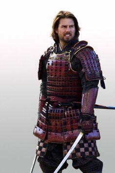 red samurai armor!