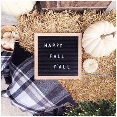 "@createwithashley on Instagram: ""Happy first day of Fall! 🍂🍂🍂🍂🍂🍂🍂🍂🍂🍂🍂🍂🍂🍂 #fall #autumn #happyfallyall #firstdayoffall #crispair #crunchyleaves #sweaterweather #pslseason…"" Happy Fall Y'all, Seasons, Autumn, Lettering, Create, Day, Instagram, Seasons Of The Year, Fall"