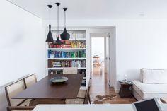 Apartamento Bom Fim - Picture gallery #architecture #interiordesign #livingroom
