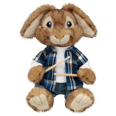 Anyone elses little one absolutely loving the Hop Movie?? Must have E.B. from Build A Bear Workshop!