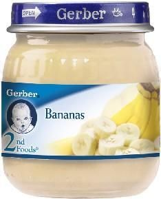 Banana Cream Deep Treat Conditioner - 1 jar of banana baby food/ 1/2 cup coconut cream or milk/ 2 tbsp honey/ 2 tbsp of coconut or avocado oil and a few drops of essential oils for fragrance.  Apply in hair in sections.  Cover with a plastic bag.  Leave on 2-3 hours and rinse out.  Makes hair soft and shiny. NaturallyCurly.com