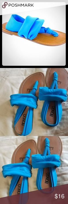 b6943256a67cb0 Bongo sandals Absolutely beautiful color. In excellent condition