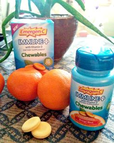 A BEAUTIFUL LITTLE LIFE: Emergen-C® Chewables TO THE RESCUE! #ad Got this product for free to try and review, and totally worth buying.  As soon as I see it when I get paid will replenish my medicine cabinet.
