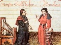GILLES BINCHOIS Gilles (Egidius) (ca 1400 - 1460) - Les tres doulx yeux