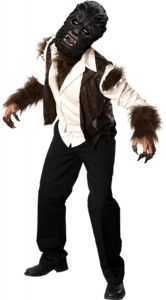 The Wolfman Costume - Adult Costumes