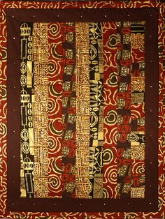 AFRICAN QUILT.....................PC