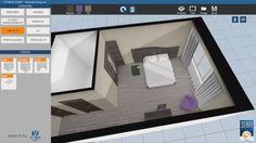 Vue 360° du Configurateur 3D réalisé pour SERFIGROUP