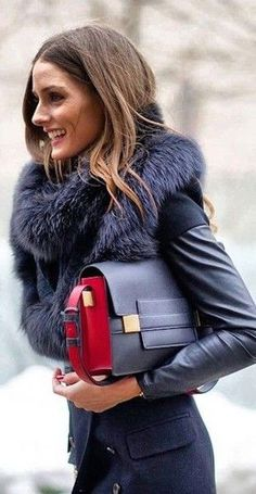 Proof: Olivia Palermo is the Street Style Queen of Pinterest | Pop of Color