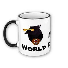 Graduation Congrats: Senior Class of 2014 Coffee Mug