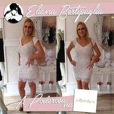 Linda no look da Mariquinha Store (Indaiatuba)! A Poderosa Eliana Bertipaglia está lá na loja arrasando como sempre!