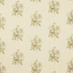 ~ Sanderson - Country Linens Prints, Roseanna