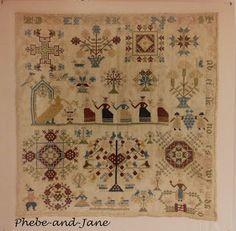 Phebe and Jane: 1-11-13 - 1-12-13
