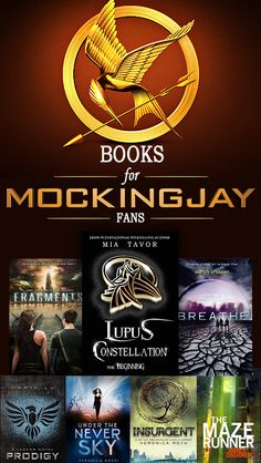 Books every Hunger Games fan should read.