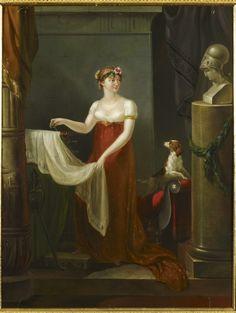 """Princess Sophia (1777-1848)"", Peter Edward Stroehling, 1807; Royal Collection Trust 404864"