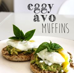 Eggy-Avo-Muffins Another amazing and super easy breakfast recipe. Packed full of taste and goodness  #highprotein #vegetarian #fitfood