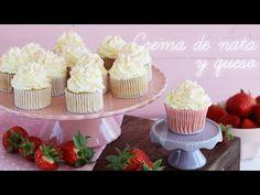 Crema de Nata y Queso para Tartas y Cupcakes - TartaFantasía