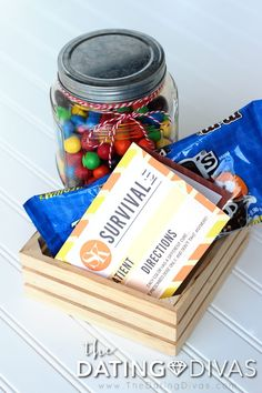 Survival Kit for Your Kid or a Friend