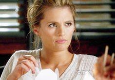 Angry Beckett.....but still gorgeous.