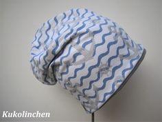 Mützen - Wendebeanie - ein Designerstück von Kukolinchen bei DaWanda