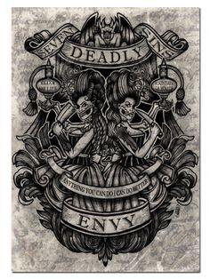 Envy by Se7en Deadly