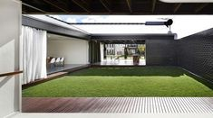 Bisley House, by James Russell Architects
