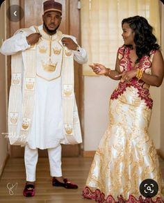 African Party Dresses, African Wedding Attire, African Dresses Men, African Attire For Men, Latest African Fashion Dresses, African Print Fashion, African Men, African Traditional Wedding Dress, Traditional Wedding Attire