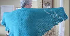 This is a simple shawl pattern, similar to the popular Granny Square Triangle Shawl. Made with the Box Stitch Pattern it does not display...
