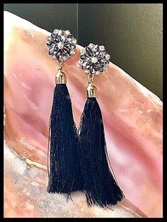 My 🥀Classy Tassels🥀 by . Size  for $$6.00: http://www.vinted.com/accessories/earrings/24565429-classy-tassels.