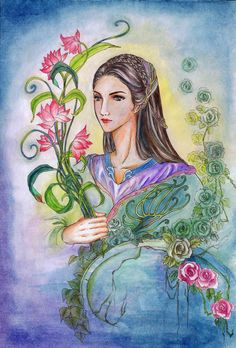 Luthien by Nasca