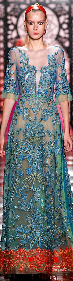 Reem Acra Spring 2016 RTW ♔ Très Haute Diva ♔ For more fashion visit my website at www.treshautediva...